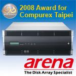 Surveillance Storage for SS-8801R FC-SAS RAID System