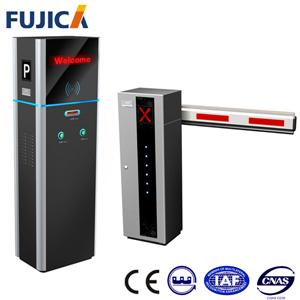 Fujica Car Parking Entry&Exit Controller and Barrier Gate