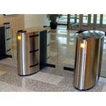 Boon Edam Speedlane 996 Security Turnstiles