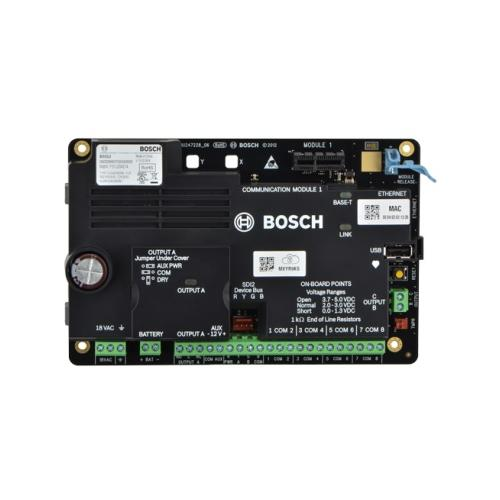 Bosch Security Systems B5512 Control Panel