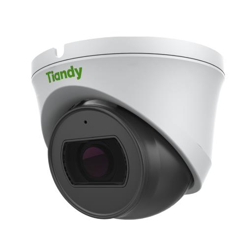 Tiandy 8MP Starlight Motorized IR Turret Camera (2.8-12mm) TC-C38SS