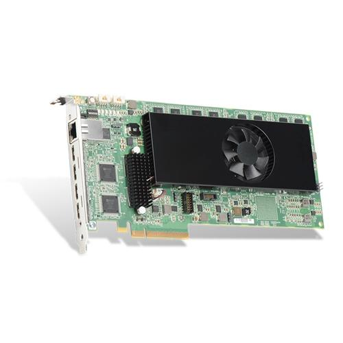 Matrox Graphics Maevex 6100 Quad Encoder Card
