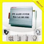 Wireless DVR alarm system with MMS&SMS function