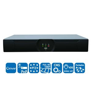 ANVR3216 16ch Real-Time Standalone PoE NVR