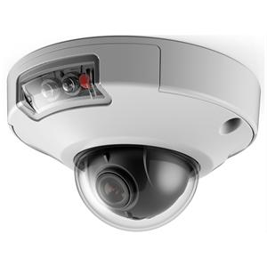 IV-NT6732F 2.1Megapixel Starlight IR Vandal Proof Dome IP Camera