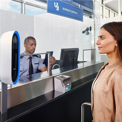 Tascent InSight One Iris and Face Recognition System