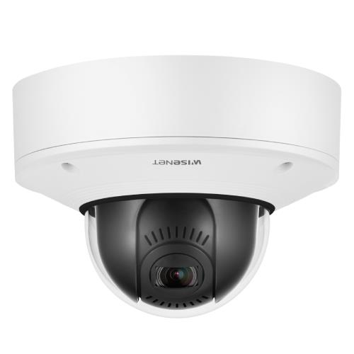 Wisenet XNV-6081Z 2MP Vandal-Resistant Outdoor Network Dome PTRZ Camera