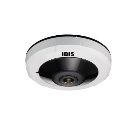 5MP IR Fisheye Camera DC-Y6513RX