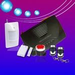 wireless alarm system with intelligent functions