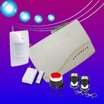 DIY alarm system is easy to operate