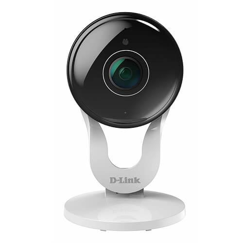 D-Link Full HD 1080p Wi-Fi Indoor Security Camera