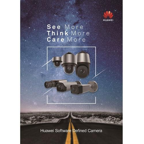 Huawei X-series Situation Awareness Camera:X6981-Z20 8MP Super Starlight Infrared PTZ Dome Camera