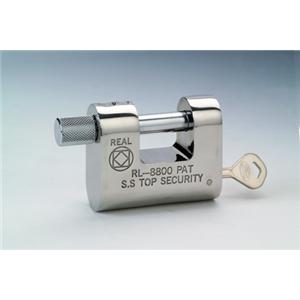 Real RL-8800 HEAVY-DUTY  Stainless Steel Padlock