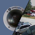 Sentry360 180° Panoramic Surveillance Camera