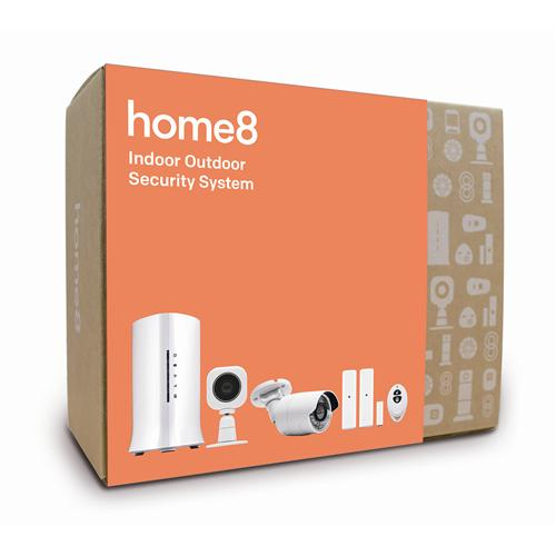 Home8 Indoor Outdoor Security System