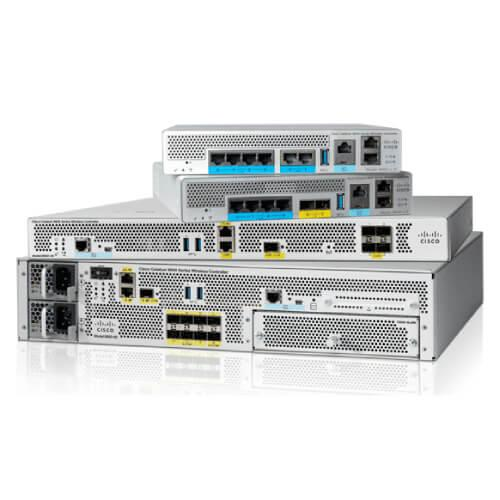 Cisco Catalyst 9800 Series Wireless Controllers