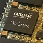 Octasic OCT2224M Multicore DSP Device for Video