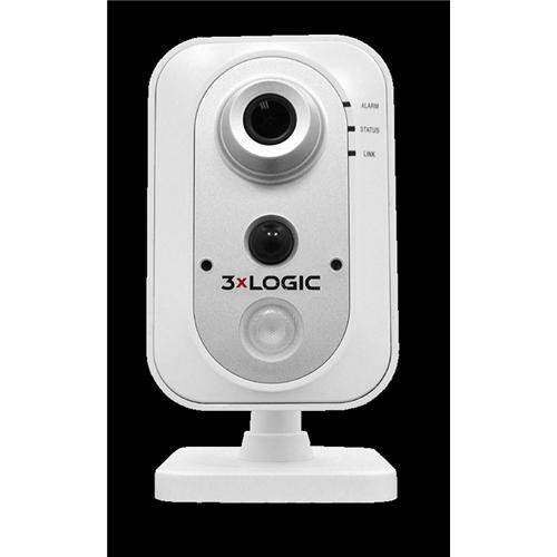 3xLogic 2MP IP Indoor Multi-Sensor Camera with Wi-Fi