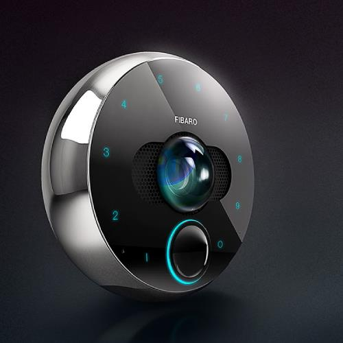 FIBARO Intercom smart doorbell camera