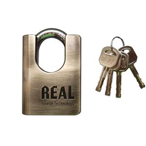 Real AC-65 anti-cut padlockANTI-CUT PADLOCK