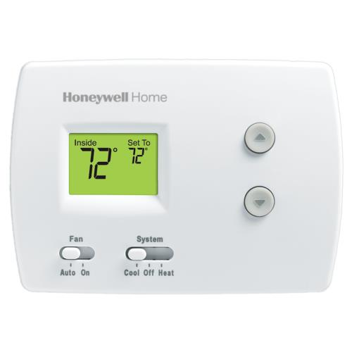 Resideo Pro 3000 Non-Programmable Digital Thermostat