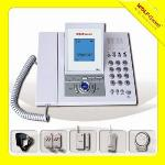 GSM multi-functional telephone security burglar systems