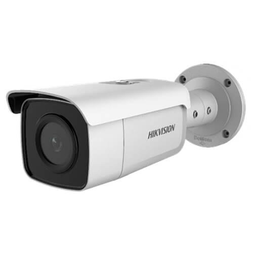 Hikvision 4 MP IR Fixed Bullet Network Camera DS-2CD2T46G1-2I/4I