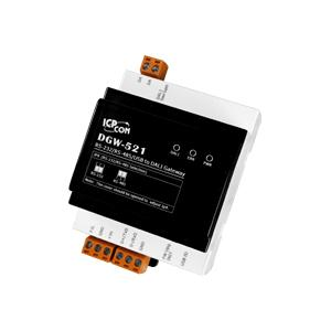 DGW-521 RS-232/RS-485/USB to DALI Gateway