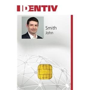 uTrust SmartID 80K Smart Card with 125 kHz Proximity
