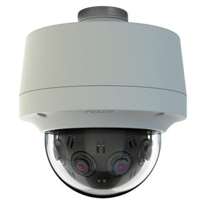Pelco 12 MP Optera™ Multi-Sensor Panoramic IP Cameras