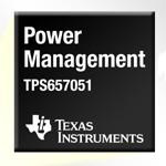 TI TPS657051 Management Unit for Embedded Camera Modules