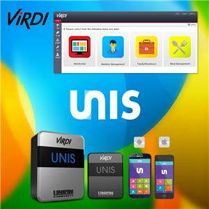 Geniro ViRDI UNIS Server Software