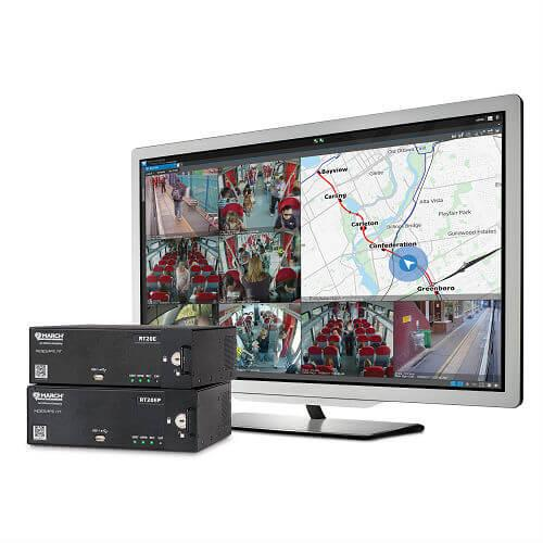 March Networks RideSafe RT Series IP Recorder