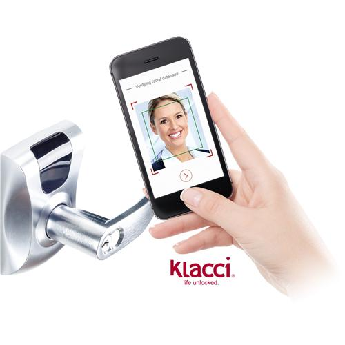 Klacci iF Series Facial Recognition Smart Lock