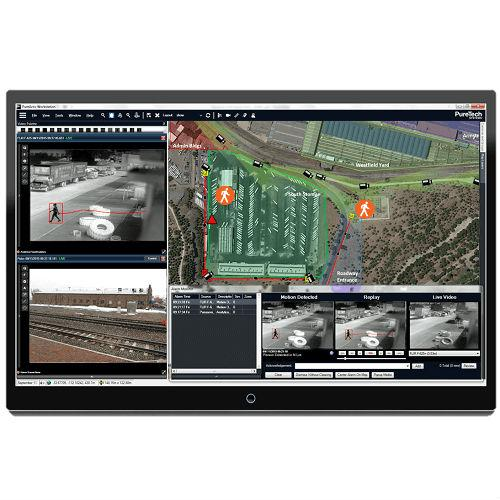 PureActiv 14.2 Geospatial Video Management and Video Analytics Software
