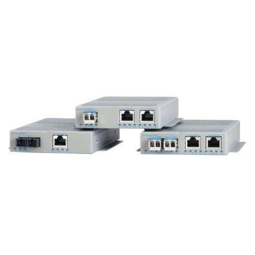 OmniConverter Media Converters with PoE