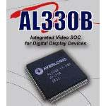 Digital LCD Display Controller SOC (AL330 IC)