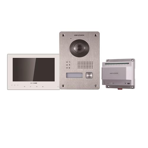 Hikvision 2-Wire Video Intercom Bundle DS-KIS701