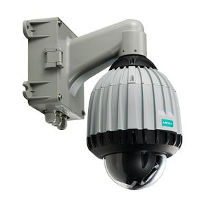 Moxa VPort 66-2MP 1080p PTZ Dome IP Camera