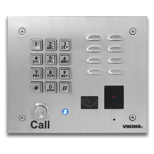 Viking K-1775-IP VoIP Entry Phone System