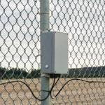 FlexZone Ranging Fence-Mounted Intrusion Detection Sensor