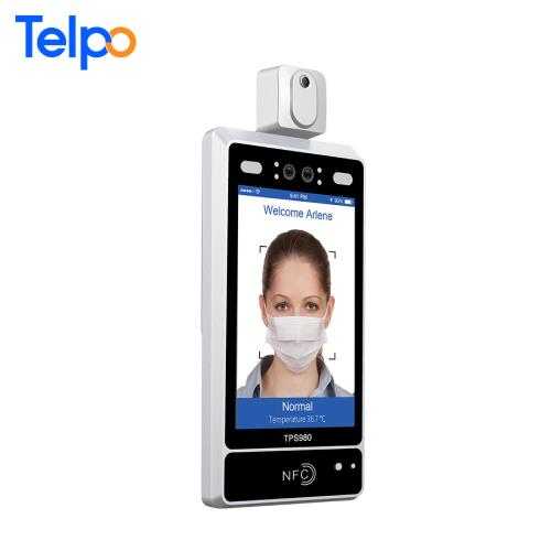 Telpo TPS980T Face Recognition Temperature Measurement Terminal