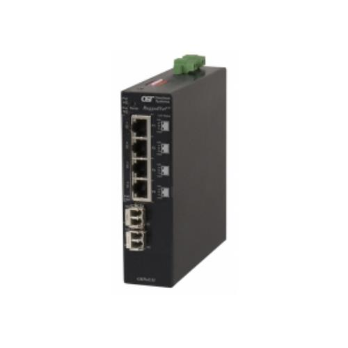 Omnitron RuggedNet GHPoE/Si and GHPoEBT/Si