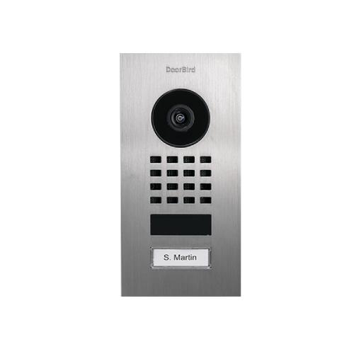 DoorBrid D1101V SURFACE-MOUNT IP VIDEO DOOR STATION
