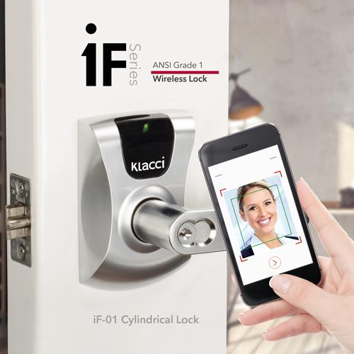 iF Facial Recognition Smart Lock