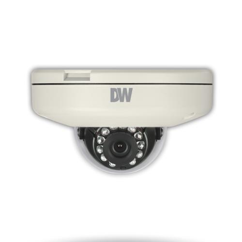 DW MEGApix ultra low-profile vandal dome color IP camera