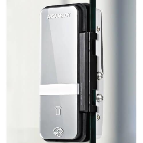 G100 Digital Glass Door Lock