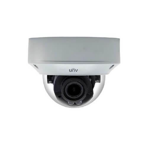 Uniview 2MP WDR Starlight Vandal-resistant Network IR Fixed Dome Camera IPC3232ER3-DUV