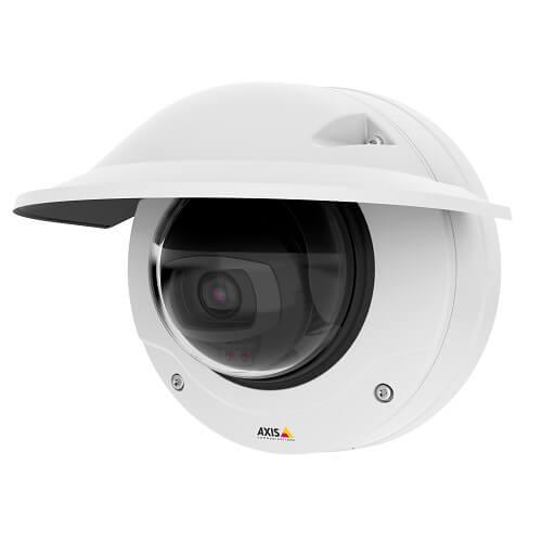 AXIS Q3518-LVE Outdoor-ready Fixed Dome