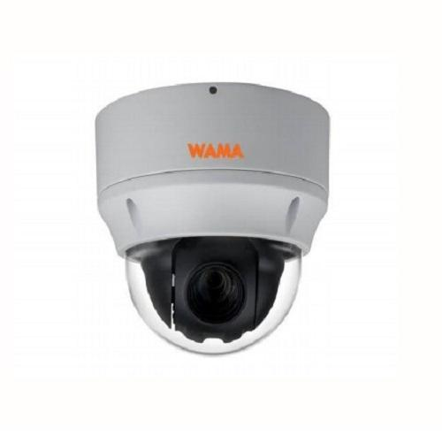 WAMA 2MP H.265 Starlight 12x Vandal Resistant High Speed Dome IP Camera PZ2-T210